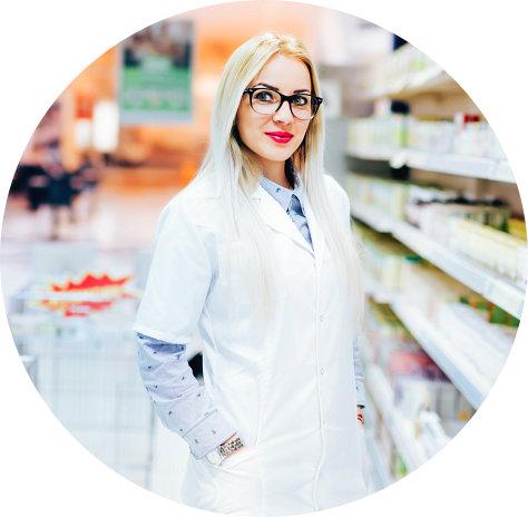 A pharmacists