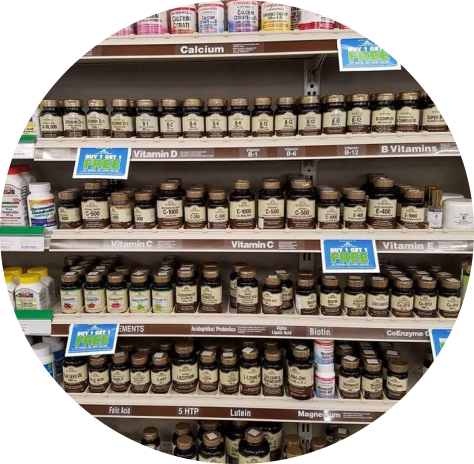 Stock of Medicines